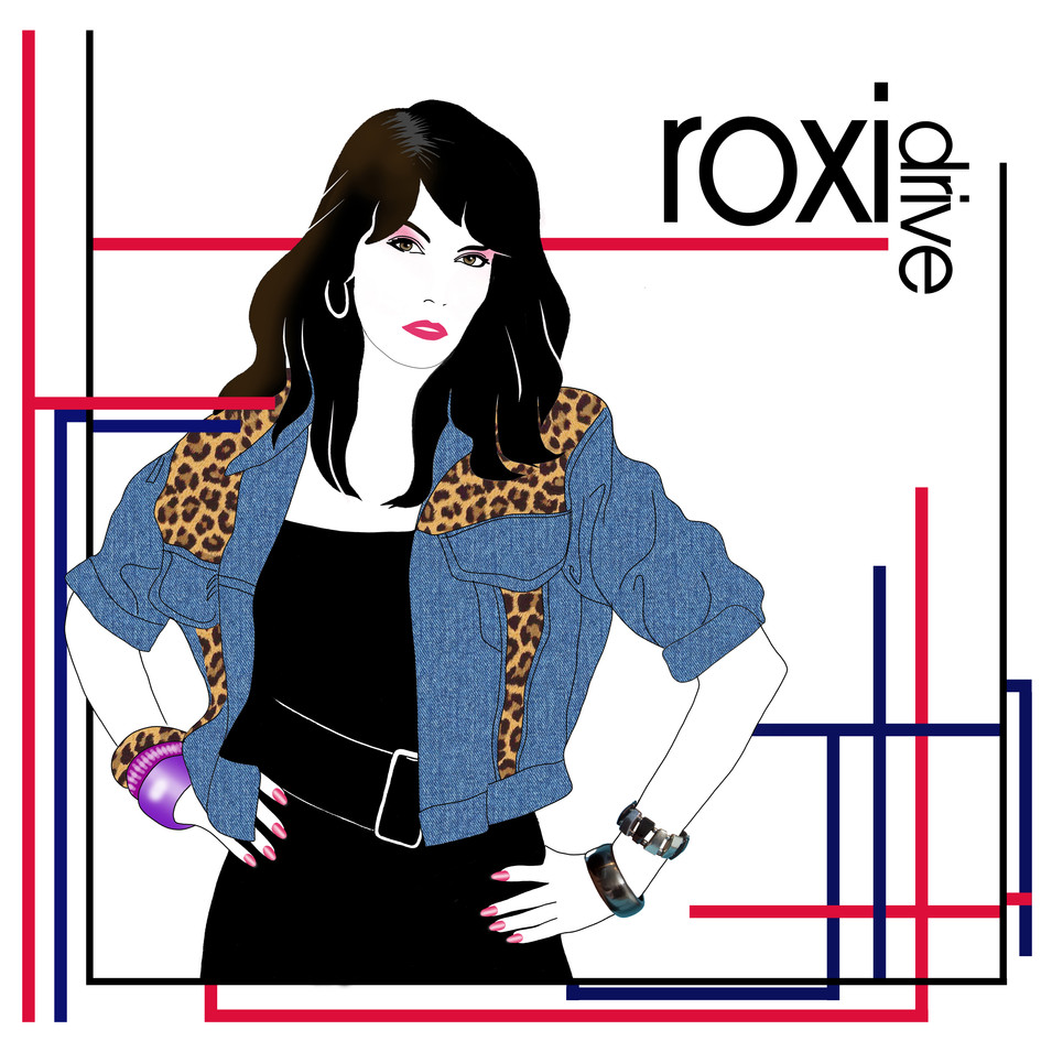 Another 80s design - this one done as a heavily influenced nod to the famous 'Clio' single cover