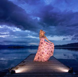 Rachelle Rhienne shot at Loch Lomond