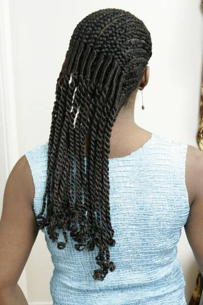 Bumpless Conrows Styles