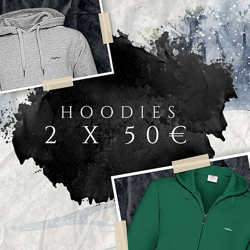PACK HOODIES NEW COLLECTION