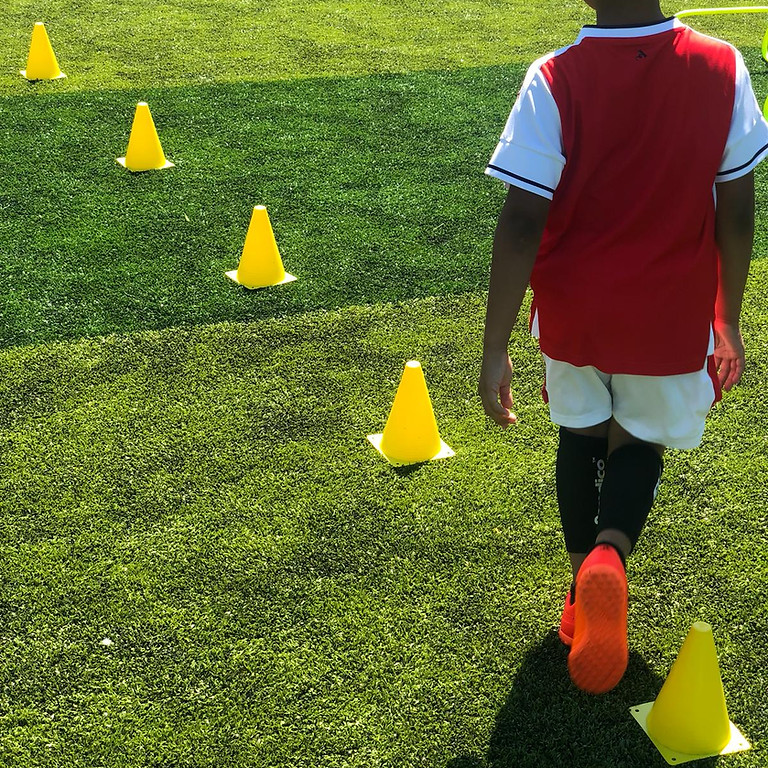 Frontline Football Private Coaching
