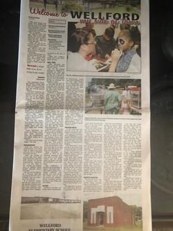Greer Citizen Article