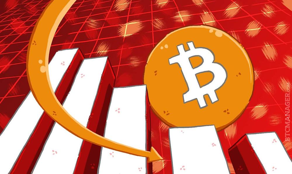 Bitcoin bubble can burst