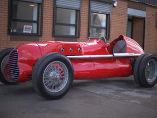 Alvis Goodwin Special Exhaust