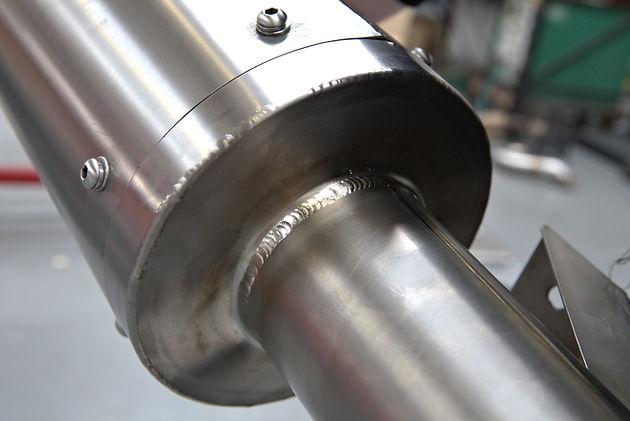 Evo 5 Titanium & Inconel Exhaust