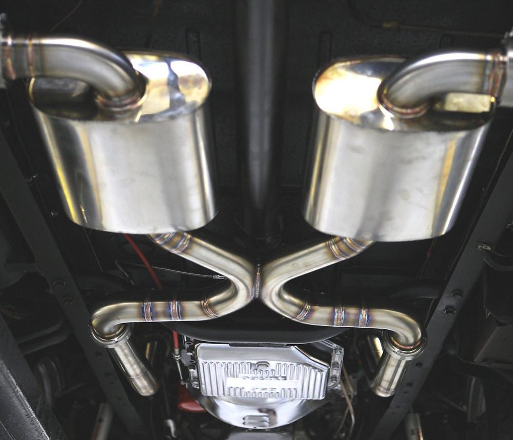 Chevrolet 3100 Exhaust