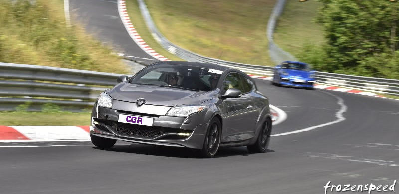Megane 3 RS Clubsport Track Build