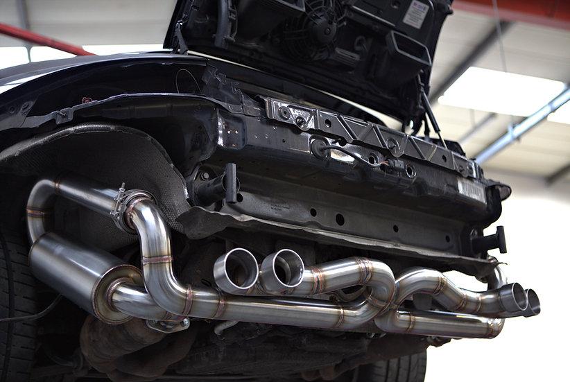 Porsche Carrera 911 Exhaust System