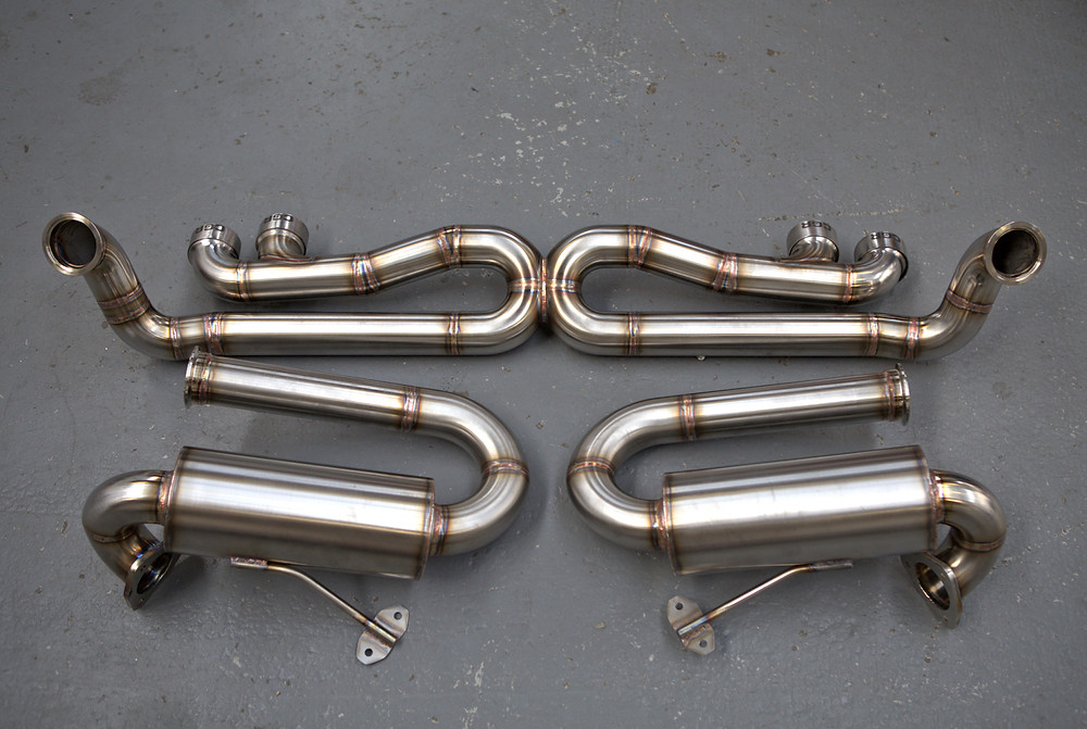 Porsche 911 Exhaust