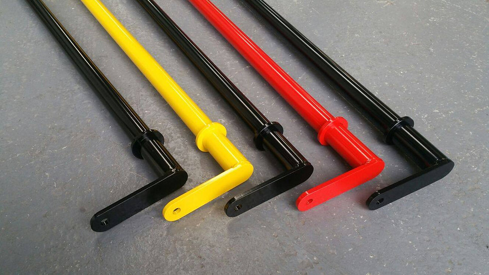 Megane 3 RS Cargo Net Bars