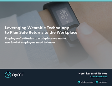 Preview image of Nymi Wearable Technology Report