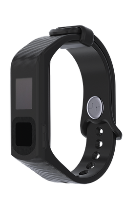 Nymi Band Gen 3 Prototype 1 with screen.