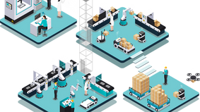 Smart Industry: Touching less, worrying less, doing more in the COVID/manufacturing era