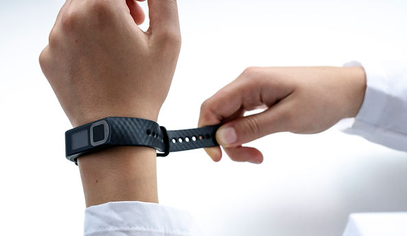 Nymi Band 3.0 - Putting on the Nymi Band