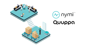 Nymi Teams up with Quuppa to Enable    Real-time Location Tracking Application