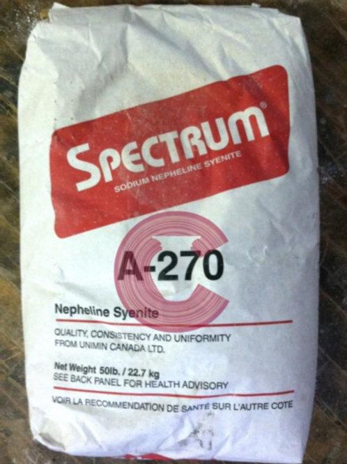 Nephaline Syenite (Minex) 50lb Bag