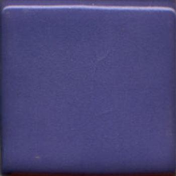 Blue Pansy Underglaze