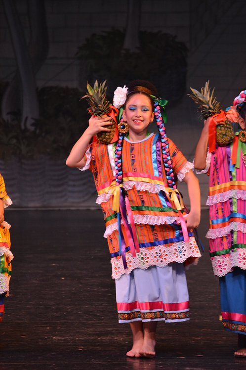 Intro Folklorico MonthlyTuition