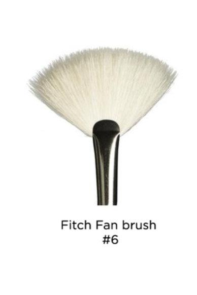 Amaco Fitch Fan Brush #6
