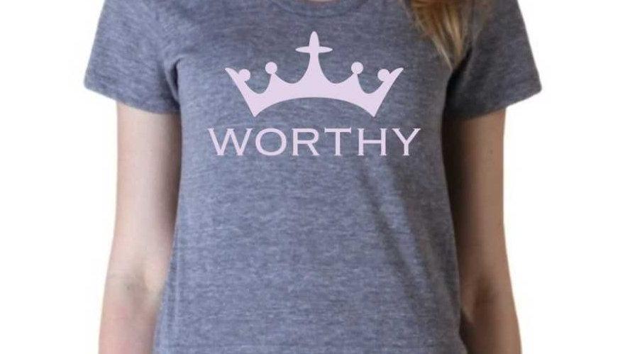 Worthy Woman Tee
