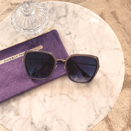Lunettes Olivia Taupe Charly Therapy