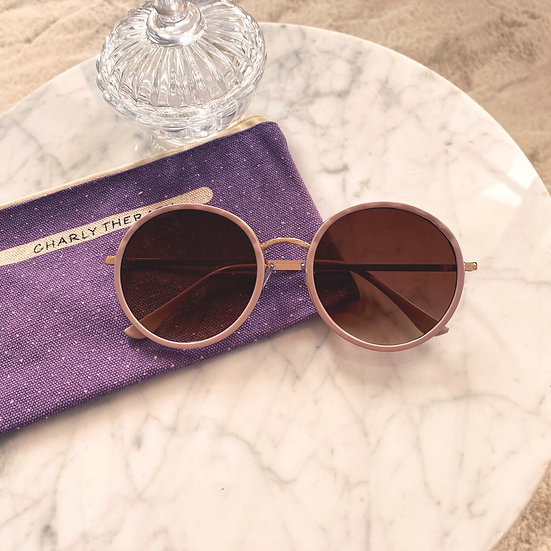 Lunettes de Soleil Janis Rose Charly Therapy