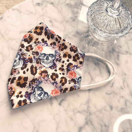 Masque Leopard Rock