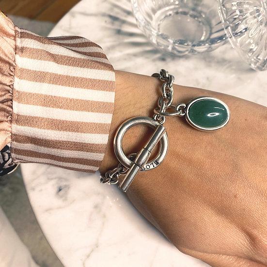 Bracelet Blow Bijoux Bal Jade Verte