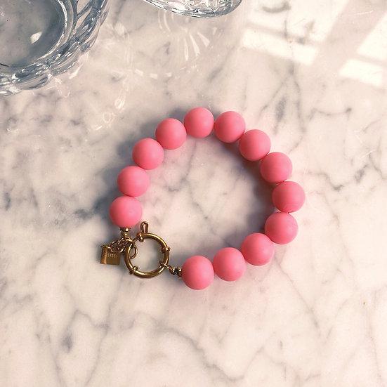 Bracelet Mila Balls Rose