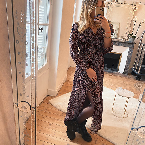 Robe Paola Taupe