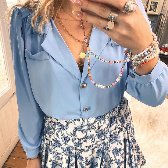 Chemise Perfect Bleu