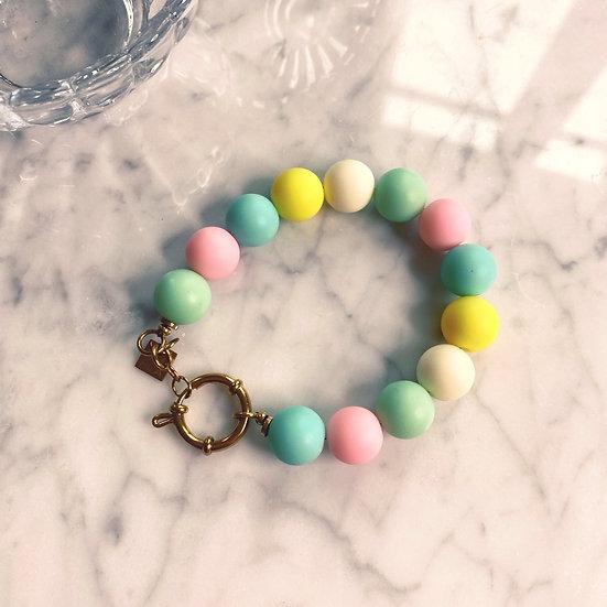 Bracelet Mila Balls Pastel