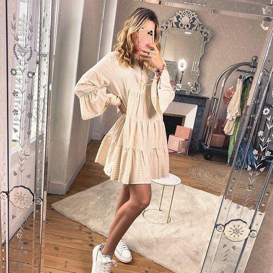 Robe BSB Off White