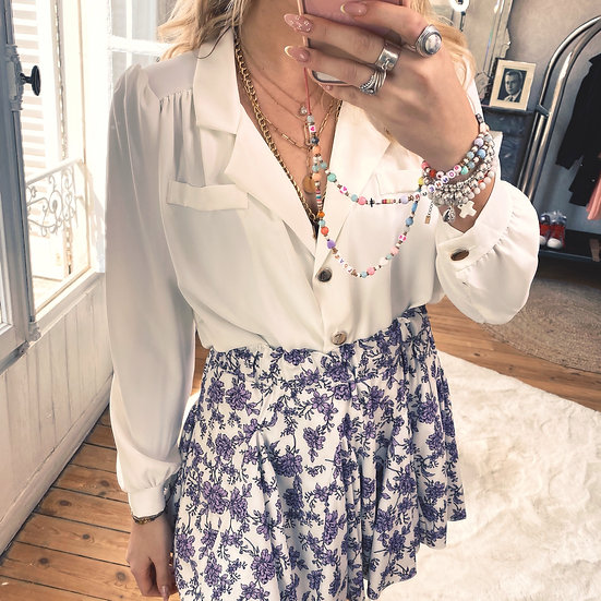 Chemise Perfect Blanche