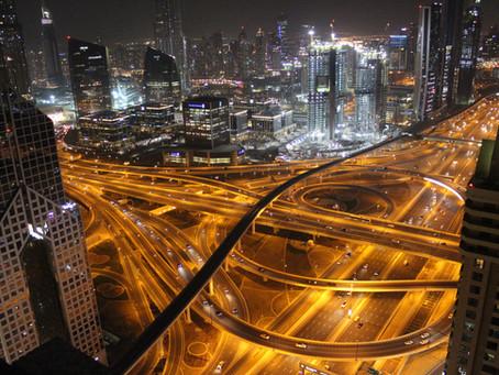 Hire a Driver to visit safest places in Dubai now