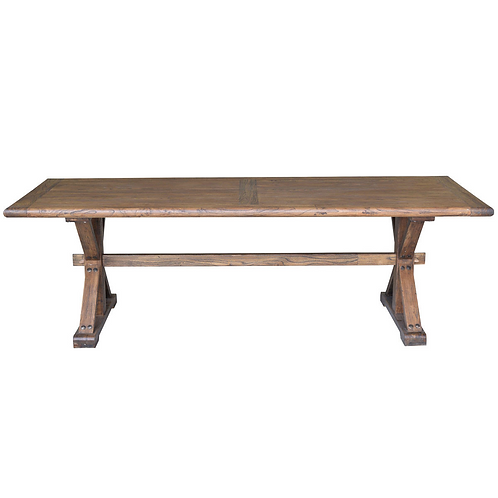 BORDEAUX DINING TABLE 2.5M