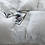 Thumbnail: Pure French Linen Yarn Dyed Striped Duvet Cover Quilt Cover Set - Tuscan Sun