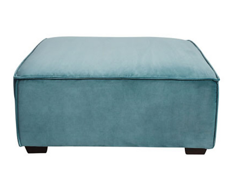 Melrose Lux Ottoman