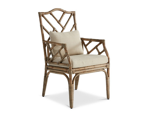 Ming Dining Chair with Arms