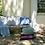 Thumbnail: Essential Hazelhurst 100% Pure French Linen Fringed Edge Cushions 50 x 50 cm