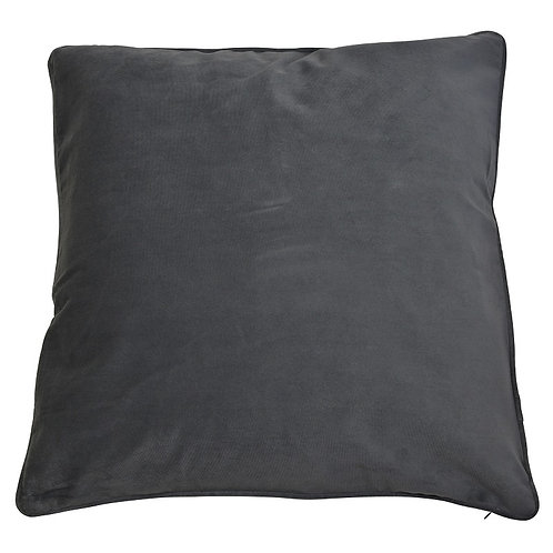BONDI GREY CUSHION COVER