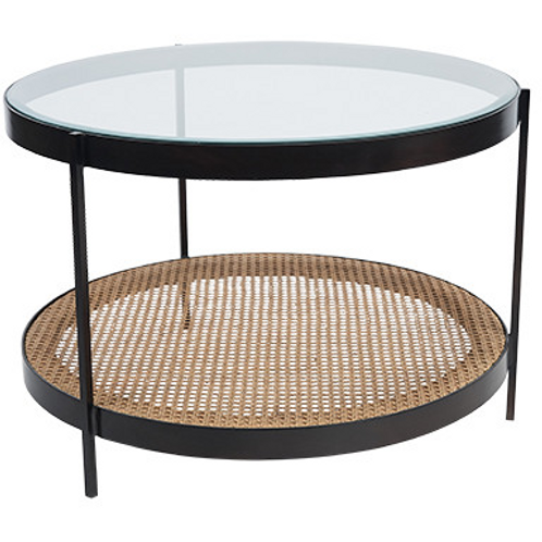 Flint coffee table natural