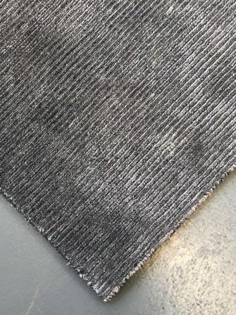 Jewel Rug - Dark Tin
