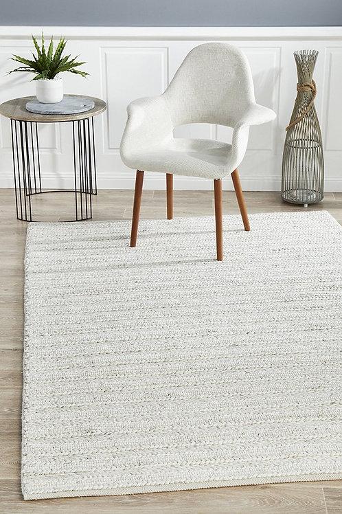 Harvest Plush Floor Rug Colour Ivory by Rug Culture