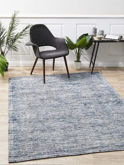 Allure Floor Rug Colour Indigo 225cm x 155cm