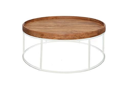 Scotts coffee table white