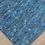 Thumbnail: Iceland Rug - Vibrant Aqua