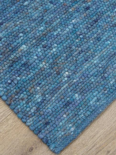Iceland Rug - Vibrant Aqua