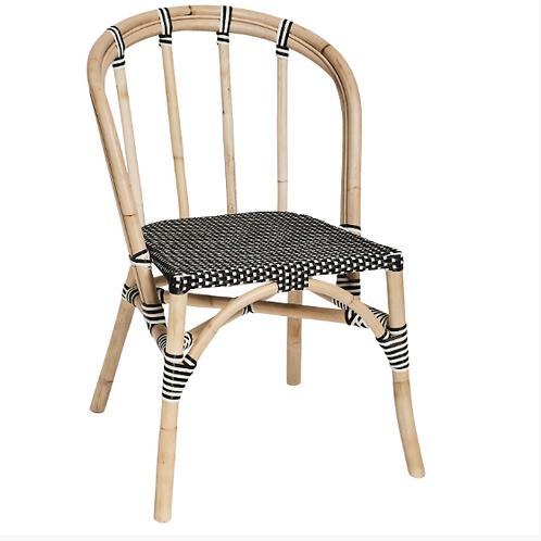 Peninsula Lyon Chair Black