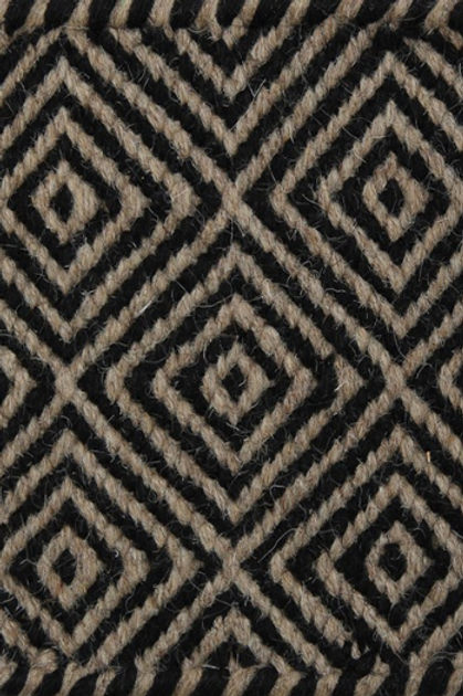 Herman Rug - Taupe Black